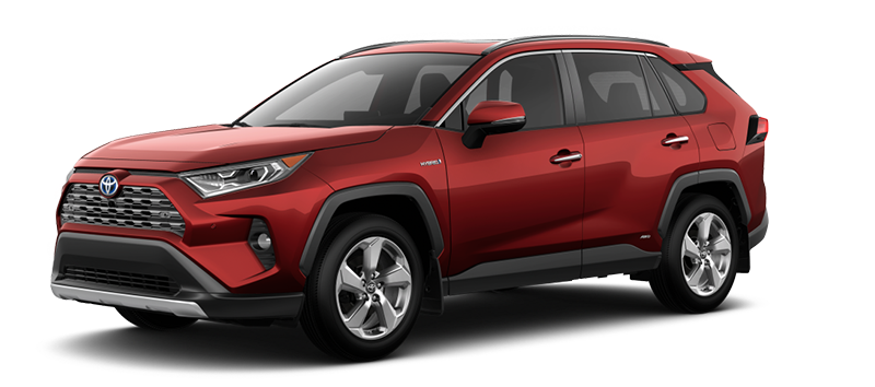 Toyota Rav4 2020, Qatar