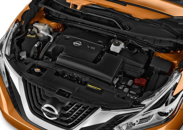 Nissan Murano 2020, Oman