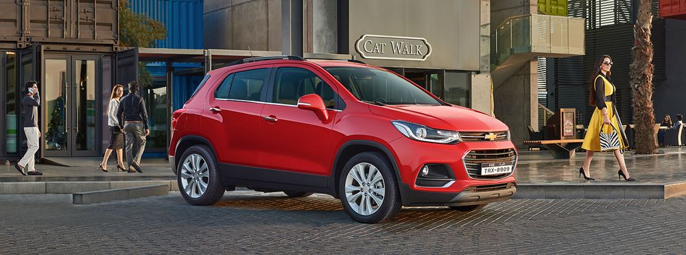 Chevrolet Trax 2020, United Arab Emirates