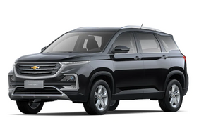 Chevrolet Captiva 2020, Oman
