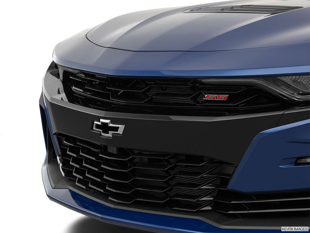 Chevrolet Camaro Coupe 2020, United Arab Emirates