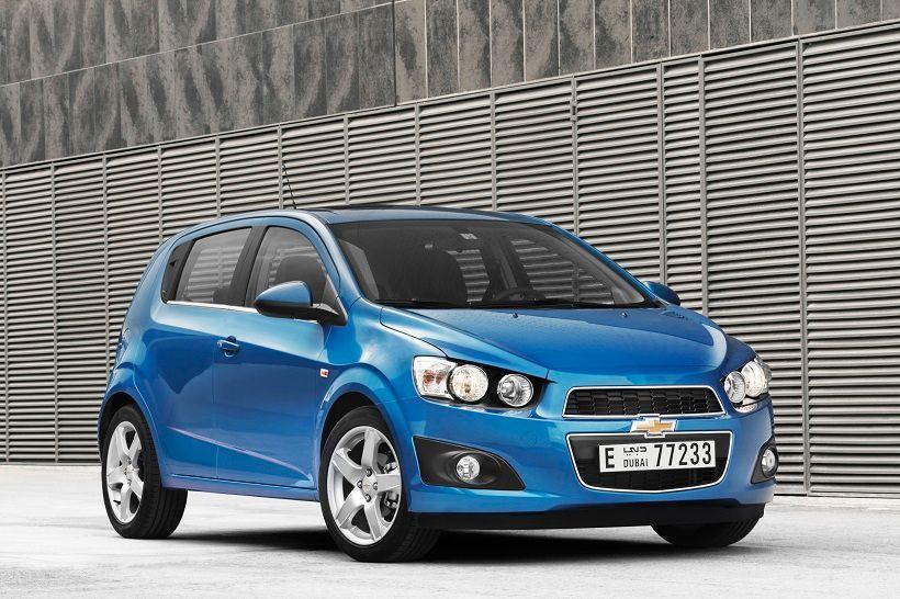 Chevrolet Sonic 2020, Qatar
