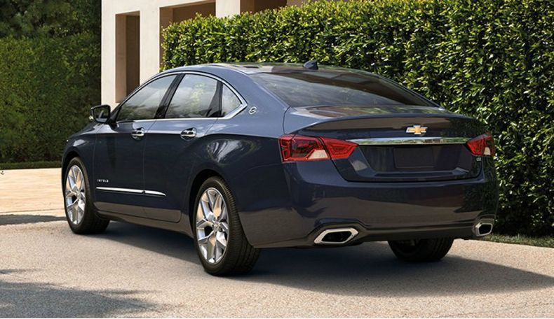 Chevrolet Impala 2020, United Arab Emirates