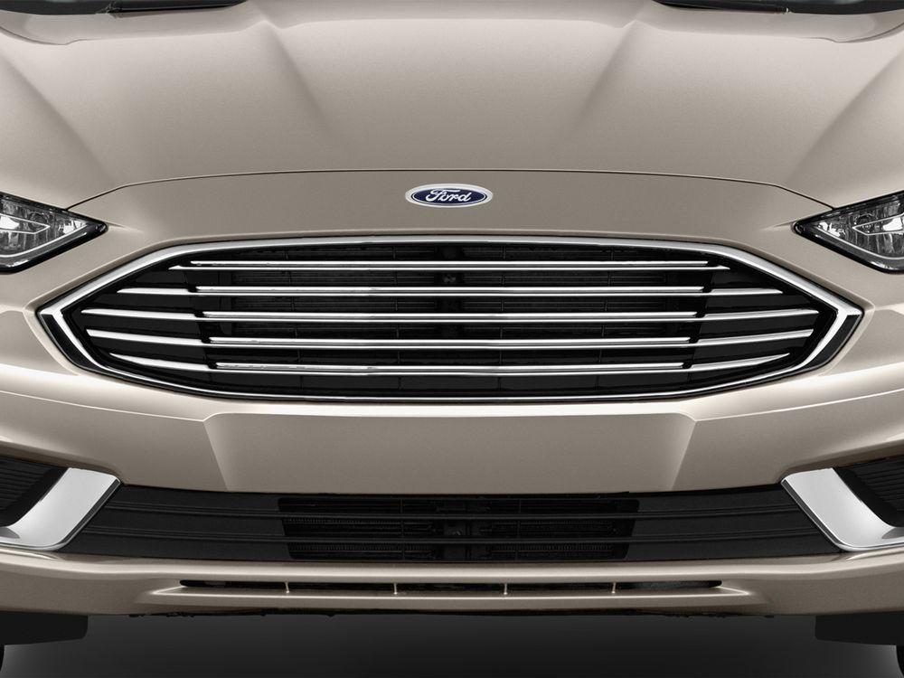 Ford Fusion 2020, Egypt