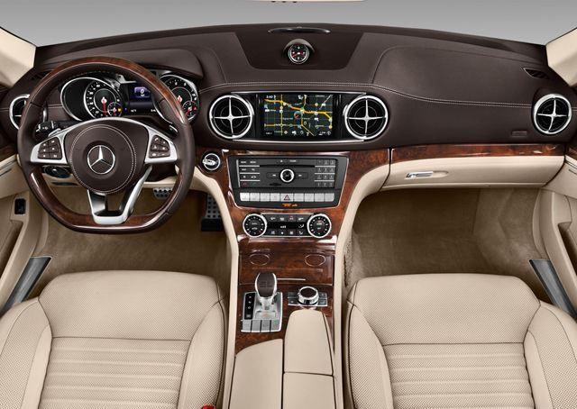 Mercedes-Benz SL-Class 2020, Qatar