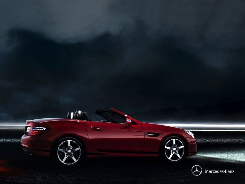 Mercedes-Benz SLK-Class 2020, Kuwait