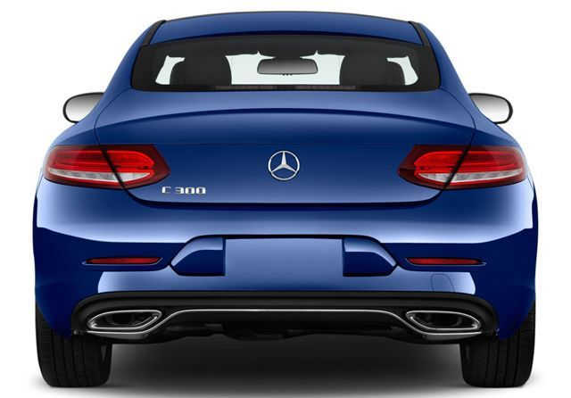 Mercedes-Benz C-Class Coupe 2020, United Arab Emirates
