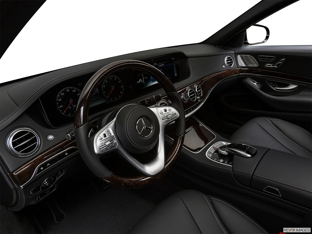 Mercedes-Benz S-Class 2020, United Arab Emirates
