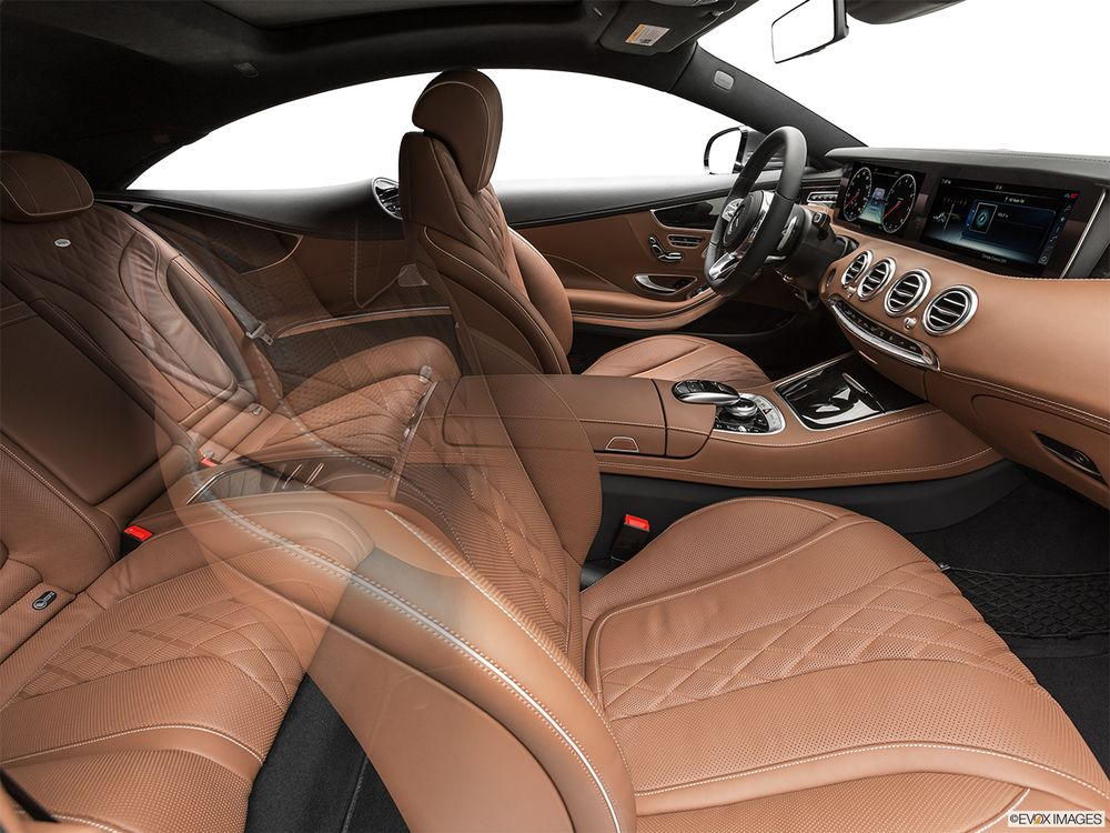 Mercedes-Benz S-Class Coupe 2020, United Arab Emirates