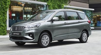 Suzuki Ertiga 2020, United Arab Emirates