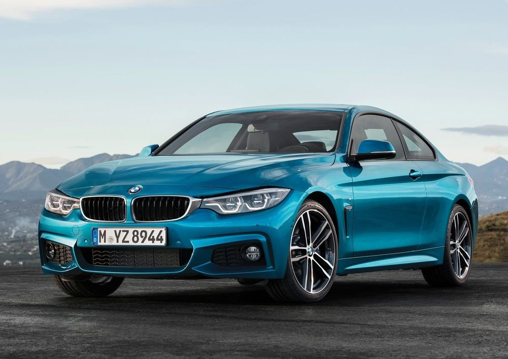 BMW 4 Series Coupe 2020, Qatar