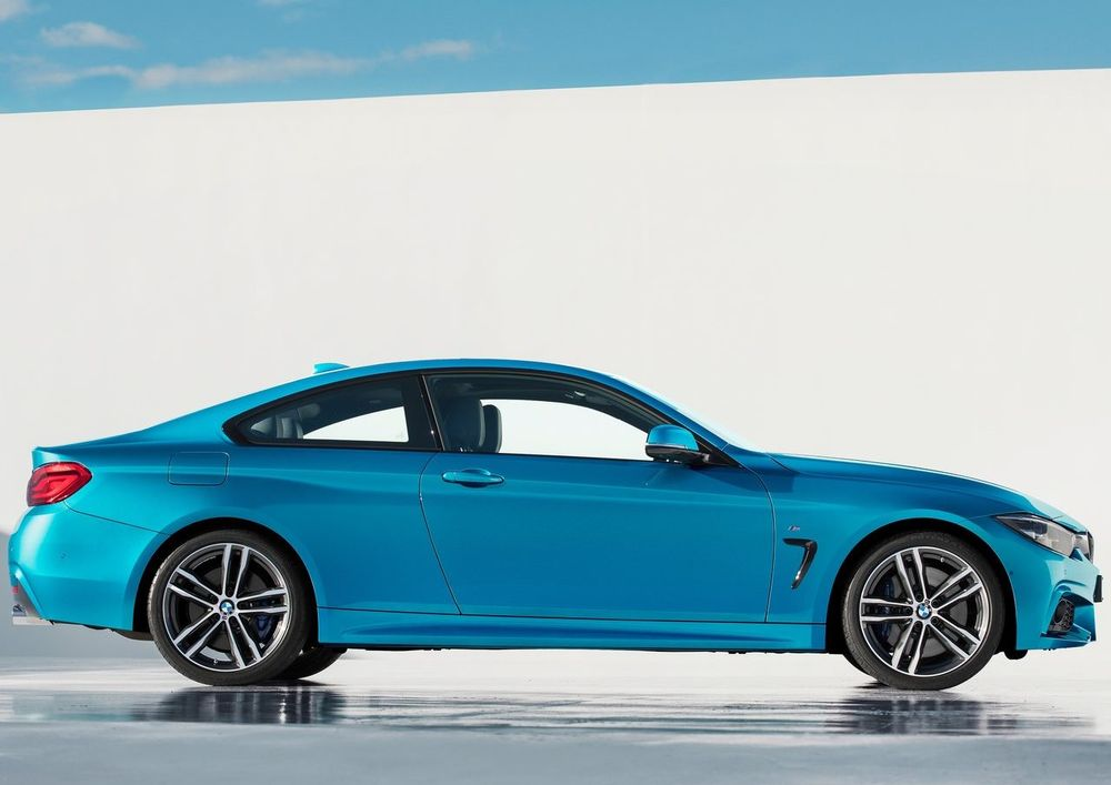 BMW 4 Series Coupe 2020, Saudi Arabia