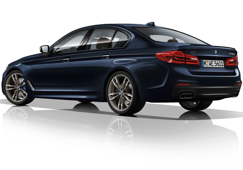 BMW 5 Series 2020, Oman