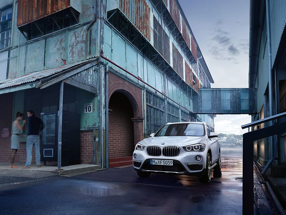 BMW X1 2020, United Arab Emirates