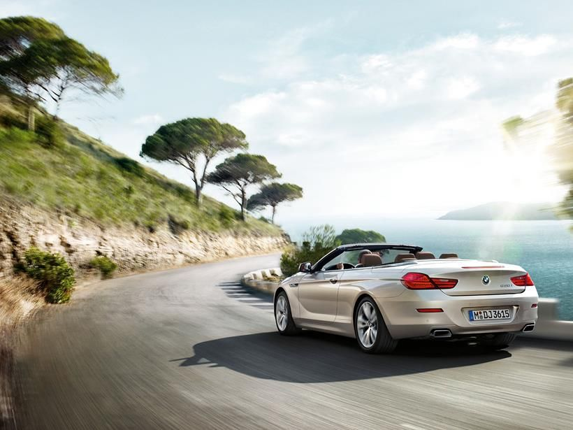BMW 6 Series Convertible 2020, Bahrain