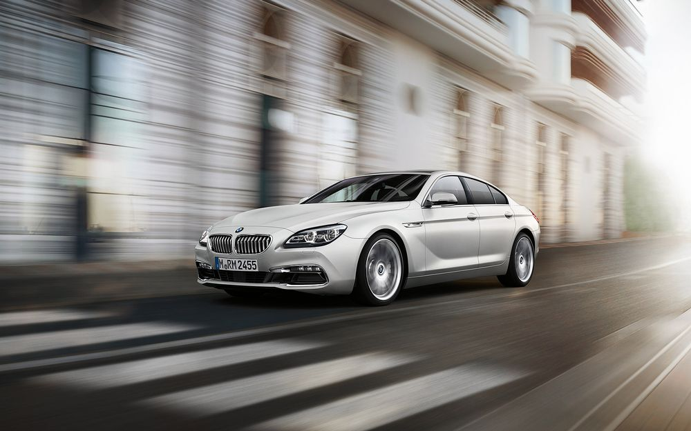 BMW 6 Series Gran Coupe 2020, Oman