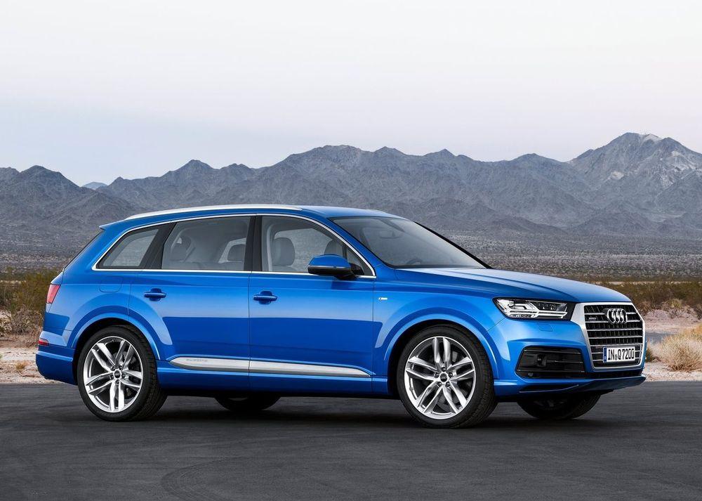 Audi Q7 2020, Oman