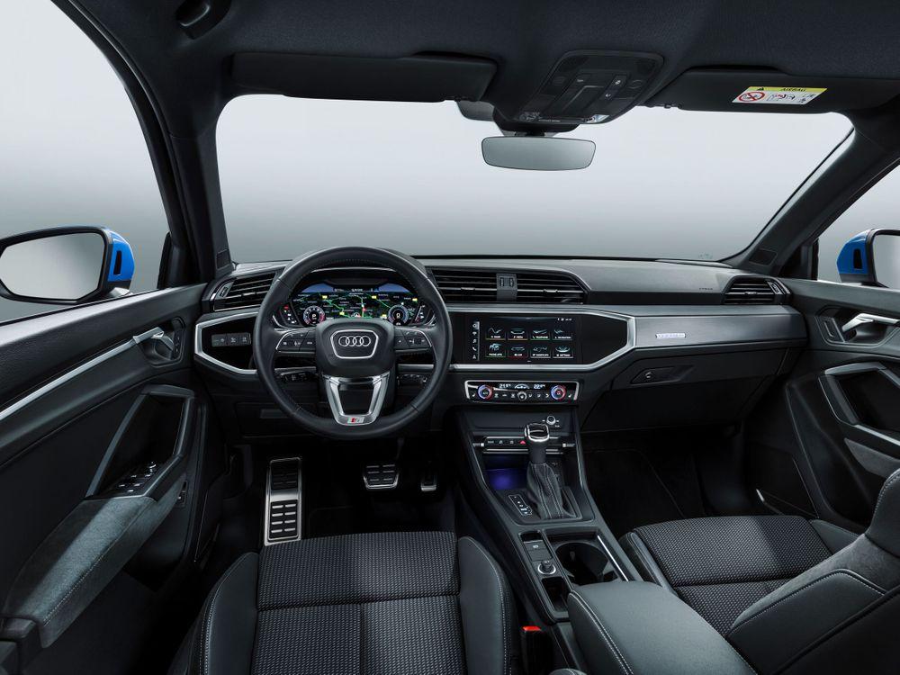 Audi Q3 2020, Oman