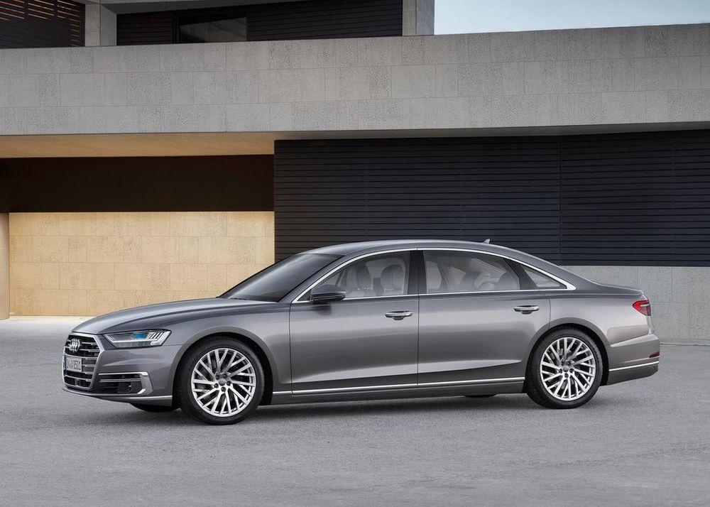 Audi A8 2020, United Arab Emirates