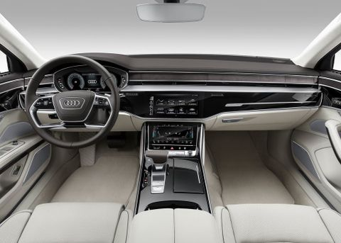 Audi A8 Price In Uae New Audi A8 Photos And Specs Yallamotor