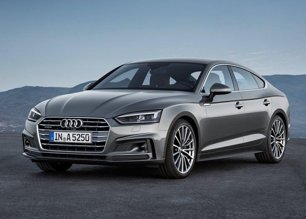 Audi A5 Sportback 2020, Oman