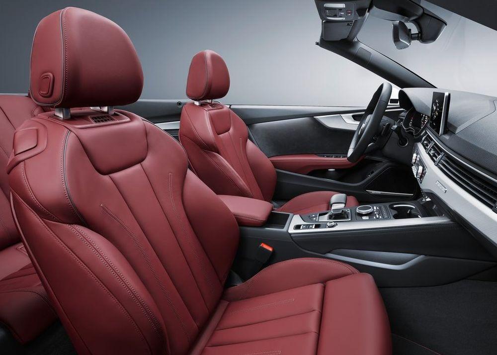 Audi A5 Cabriolet 2020, United Arab Emirates