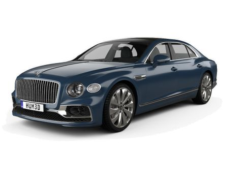 Bentley Flying Spur 2020, Saudi Arabia