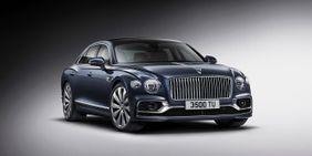 Bentley Flying Spur 2020 4.0L V8 S, Qatar