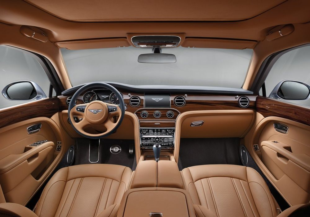 Bentley Mulsanne 2020, United Arab Emirates