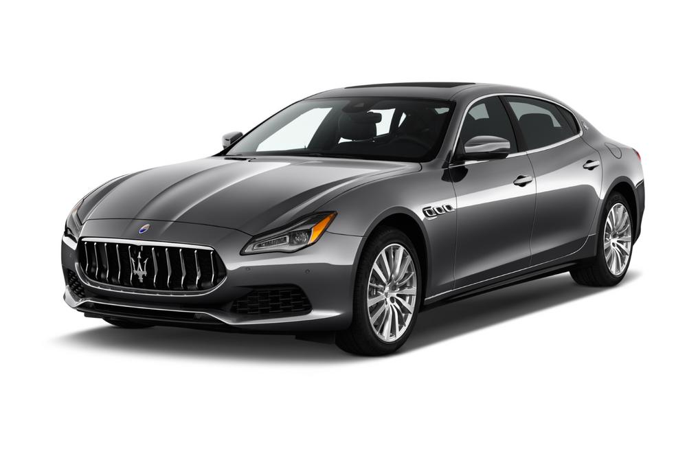 Maserati Quattroporte 2020, Oman