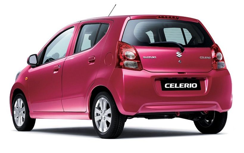 Suzuki Celerio (Old Shape) 2020, Oman