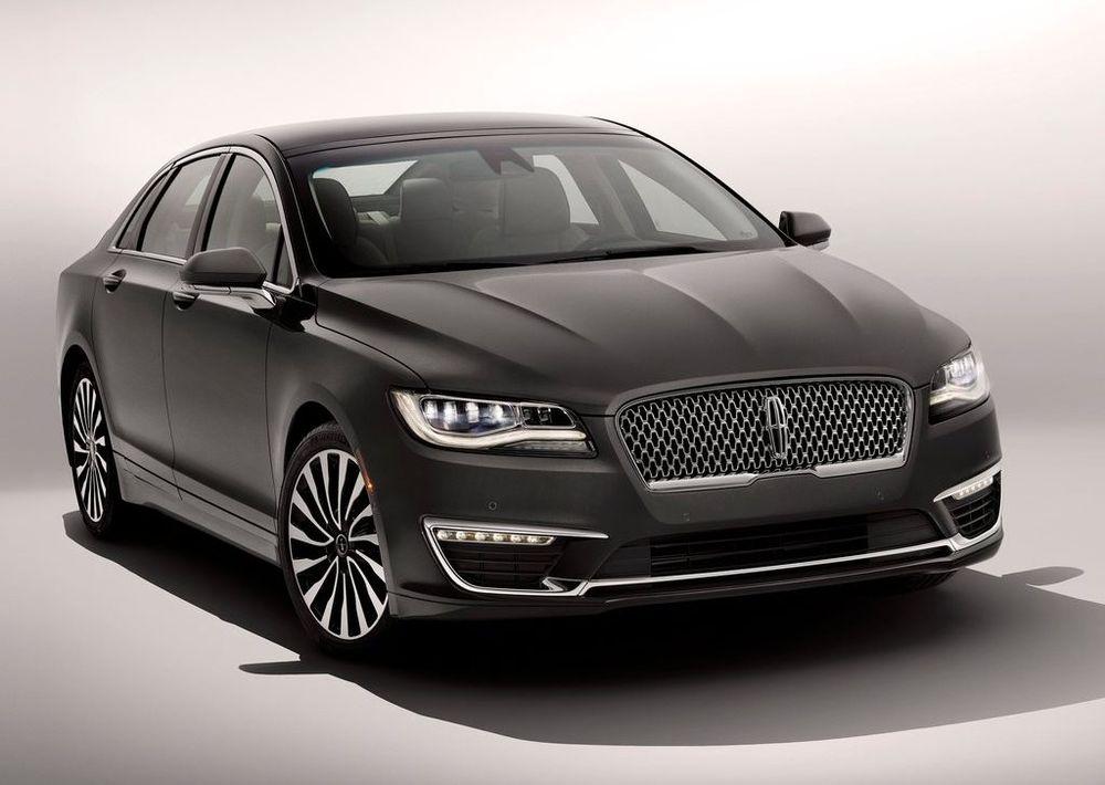 Lincoln MKZ 2020, Qatar