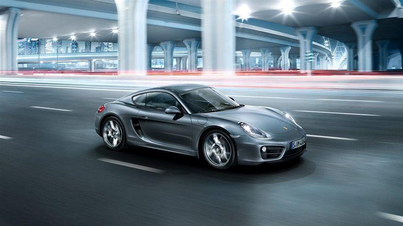 Porsche Cayman 2020, Kuwait