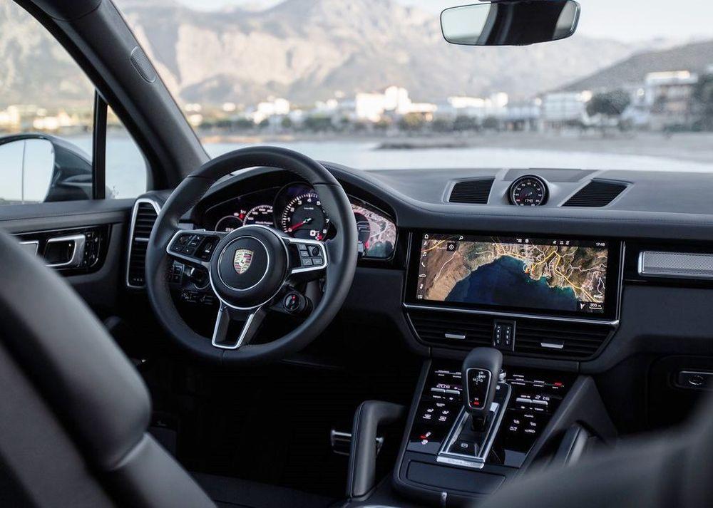 Porsche Cayenne 2020, Bahrain