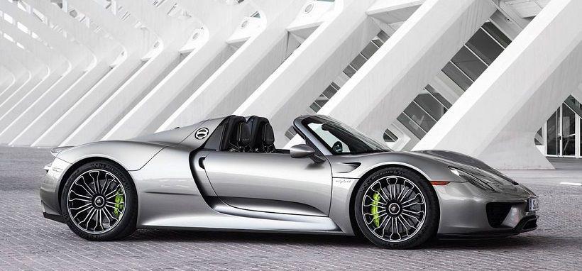 Porsche 918 Spyder 2020, Kuwait