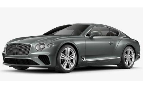 Bentley Continental GT 2020, Saudi Arabia