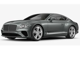 Bentley Continental GT 2020, United Arab Emirates, 2019 pics migration