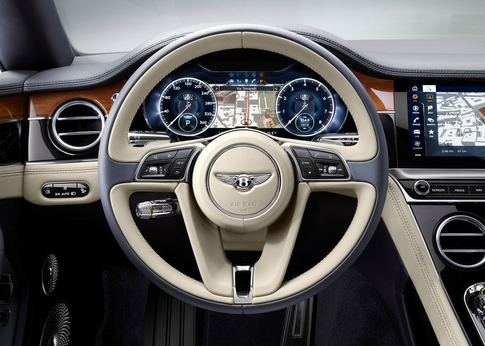 Bentley Continental GT 2020, Egypt