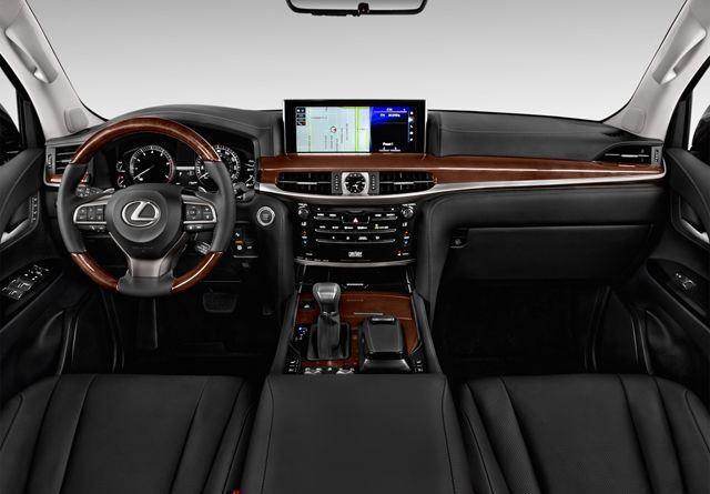 Lexus LX 2020, Kuwait