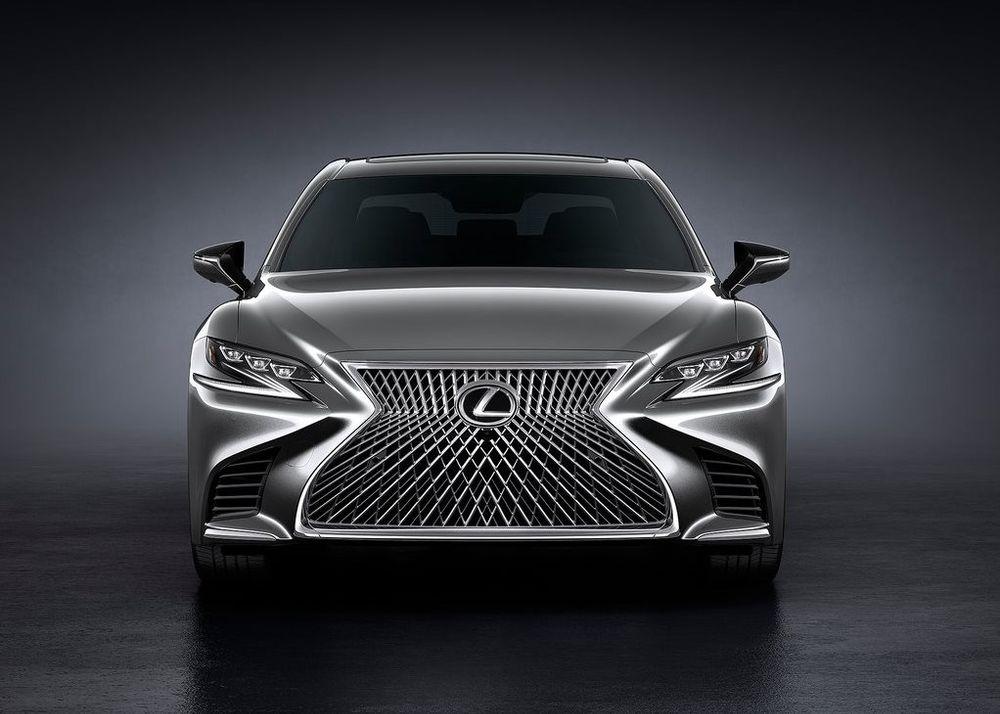 Lexus LS 2020, Kuwait