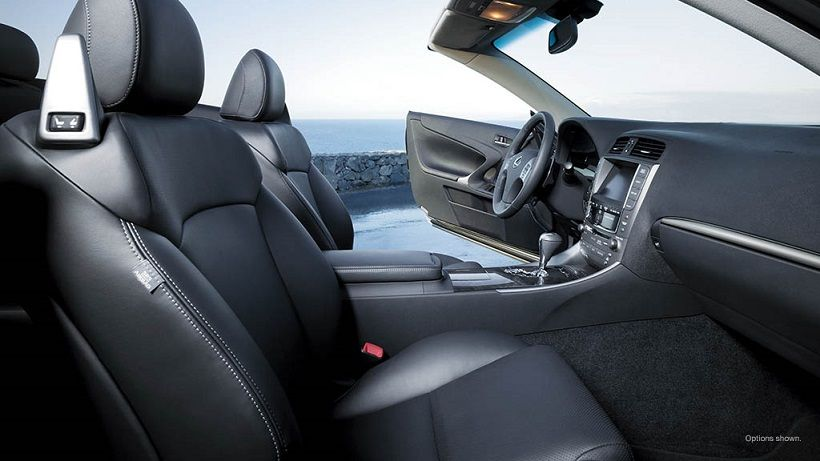 Lexus IS C 2020, Kuwait