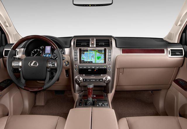 Lexus GX 2020, Kuwait
