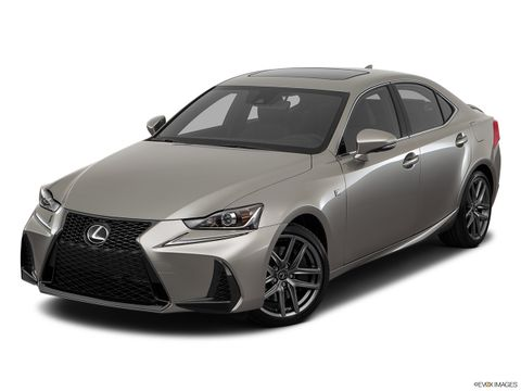 Lexus IS 2020, Saudi Arabia