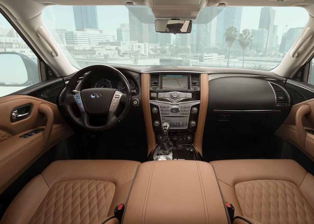 انفينيتي كيو اكس80 2020, kuwait