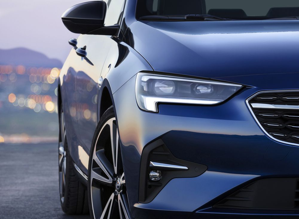 Opel Insignia 2020, Egypt