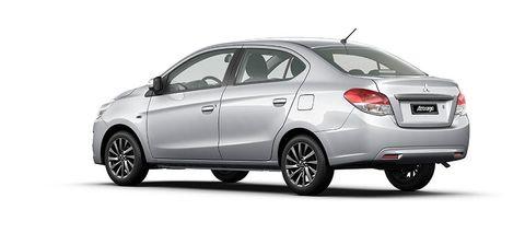 Mitsubishi Attrage Price In Uae New Mitsubishi Attrage Photos And Specs Yallamotor
