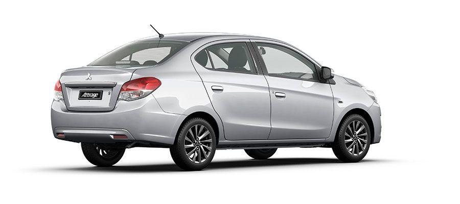Mitsubishi Attrage 2020, Saudi Arabia