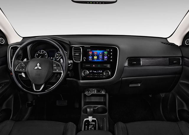 Mitsubishi Outlander 2020, United Arab Emirates