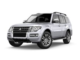 Mitsubishi Pajero 2020, United Arab Emirates, 2019 pics migration