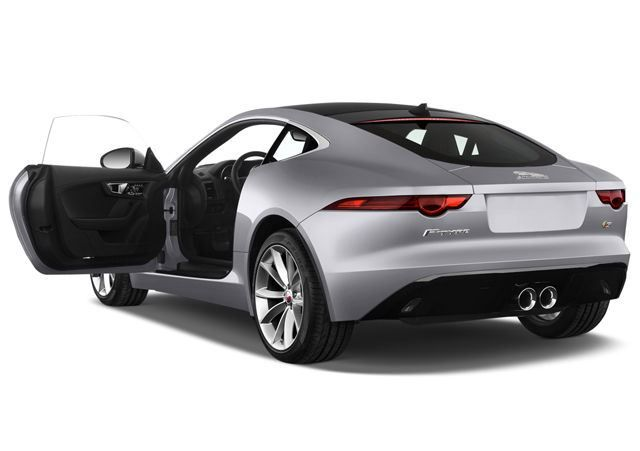 Jaguar F-Type Coupe 2020, United Arab Emirates